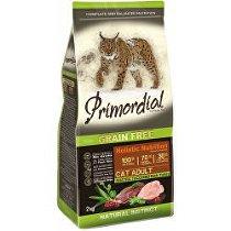 Primordial GF Cat Adult Duck Turkey 2kg