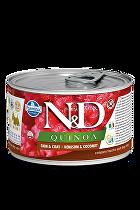 N&D DOG QUINOA Venison & Coconut Mini 140g