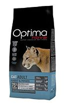 Optima Nova Cat GF Adult rabbit 8kg