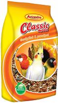 Avicentra Classic menu malý papagáj 20kg