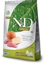 N&D PRIME DOG Adult Mini Boar & Apple 800g