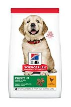 Hill's Can.Dry SP Puppy Large Chicken 14kg