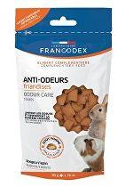 Francodex Pochúťka Odour care hlodavce 50g
