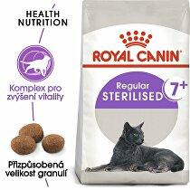 Royal canin Kom. Feline Sterilised 7+ 1,5kg