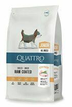 QUATTRO Dog Dry Premium All Breed Junior Hydina 1,5kg