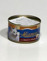 Miamor Cat Filet konzerva kuře+šunka 100g