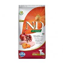 N&D Pumpkin DOG Puppy Mini Chicken & Pomegranate 7kg