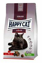 Happy Cat Sterilised Voralpen-Rind / Hovädzie 10kg
