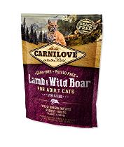 Carnilove Cat Lamb & Wild Boar Adult Sterilised 400g