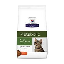 Hill's Feline Dry Adult Metabolic 4kg