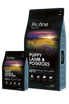 Profine NEW Dog Puppy Lamb & Potatoes 15 kg
