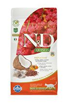 N&D GF Quinoa CAT Skin&Coat Herring & Coconut 1,5kg
