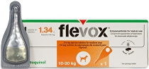 Flevox Spot-On Dog M 134mg sol 1x0,5ml