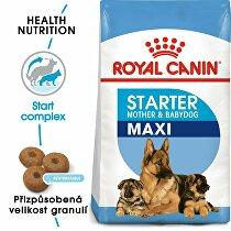 Royal canin Kom. Maxi Starter 4kg