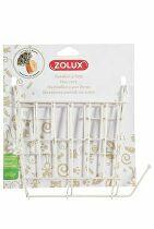 Kŕmidlo jasličky pre hlodavce kov béžovej Zolux