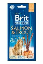 Brit Premium Cat by Nature Sticks Salmon&Trout(3pcs)