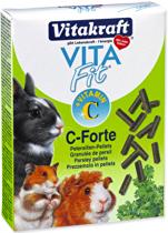 Vitakraft Vita C Forte petržlenovej peletky 100g