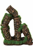Akvarijné dekorácie Kipouss totem 3 Zolux