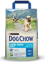 Purina Dog Chow Puppy Large Breed Turkey 2,5kg