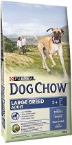 Purina Dog Chow Adult Large Breed Turkey&Rice 14kg