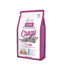 Brit Care Cat Crazy I´m Kitten 2kg