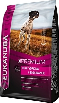 Eukanuba Dog Adult PP Working&Endurance 15kg
