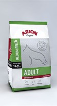 Arion Dog Original Adult Medium Lamb Rice 3kg