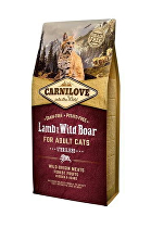 Carnilove Cat Lamb & Wild Boar Adult Sterilised 6kg