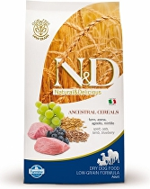 N&D LG DOG Puppy M/L Lamb & Blueberry 2,5kg