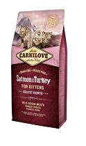 Carnilove Cat Salmon & Turkey for Kittens HG 6kg