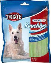 Dentafun Žvýkací plátky s řasou pro psy 100g TR