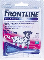 Frontline Spot-On Dog L sol 1x2,68ml MONO - fialový