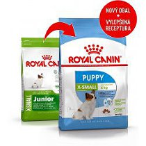 Royal canin Kom. X-Small Puppy 1,5kg