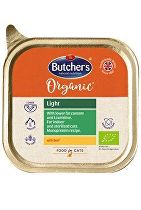 Butcher 's Cat Organic Light s hovädzím vanička 85g