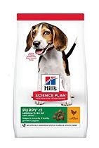 Hill's Can.Dry SP Puppy Medium Chicken 14kg