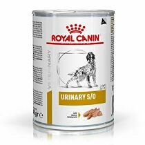 Royal Canin VD Canine Urinary S/O 410g konz