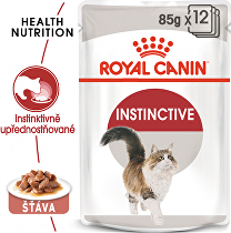 Royal canin Kom. Feline Instinctive kaps 85g
