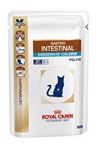 Royal Canin VD Feline Gastro Intest Mod 12x100g kaps