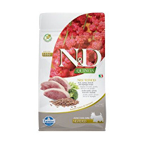 N&D Quinoa DOG Neutered Mini Duck&Broccoli&Asp. 800g