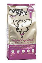 BARKING HEADS Tiny Paws Quackers GRAIN FREE 1.5kg