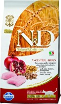 N&D Low Grain CAT Neutered Chicken & Pomegranate 10kg