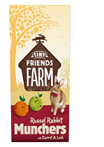 Supreme Tiny Farm Snack Russel Munchers králík