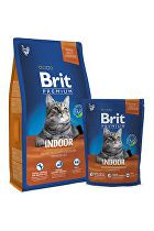 Brit Premium Cat Indoor 8kg