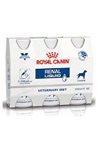 Royal Canin VD Canine Renal Liquid 3x200ml
