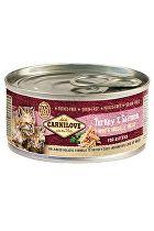 Carnilove White Muscle Meat Turkey&Salmon Kittens 100g