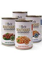Brit Boutiques Gourmandes  Beef True Meat Bits 400g