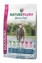 Eukanuba Dog Nature Plus+ Puppy Grain Free Salmon 10kg