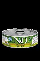 N&D GF CAT PRIME Adult Boar & Apple 80g