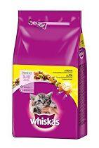 Whiskas Dry Junior s kuracím mäsom 14kg