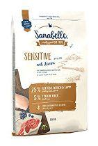 Bosch Cat Sanabelle Sensitive jahňacie s ryžou 10kg